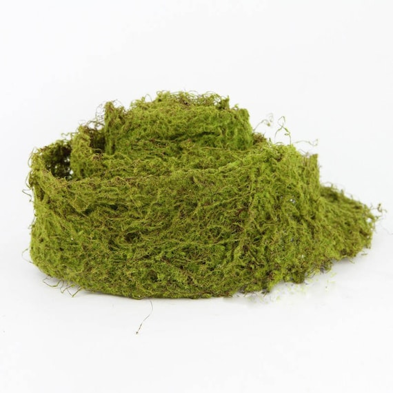 Charmant 2 M Artificial Moss Table Runner. Rustic Or Woodland Party Or