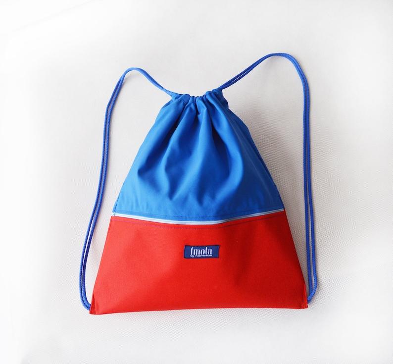 Summer gym bag backpack beach festival bag water resistant image 0