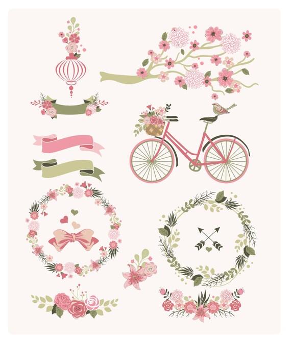 20 Maneras De Cómo Reciclar Las Ruedas De Tu Bicicleta: Fotos De Bicicletas Con Flores Buscar Con Google Ideas De