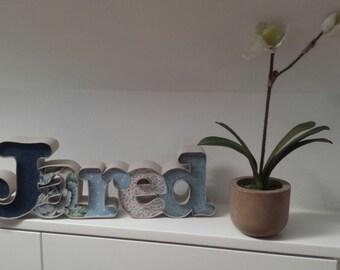 Corporeal custom names