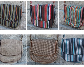 Striped Crossbody Bag 6 Styles 601c00186c4d5