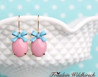 Charming vintage earrings vergo...