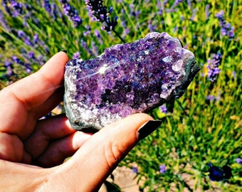 Color me Calm - Amethyst cluster - Quick listing