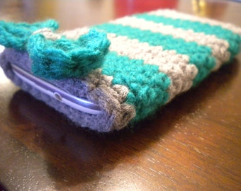 Harry Potter Themed Crocheted Cozy Phone/iPod Case