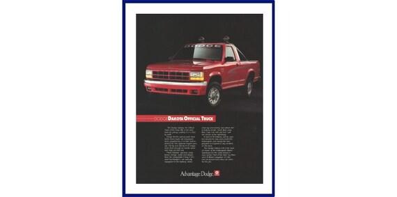 New Front Grille For 1991-1996 Dodge Dakota Black CH1200194 ...