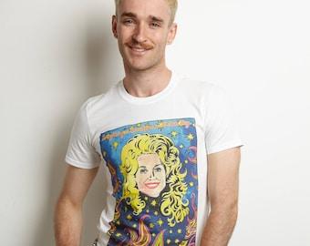 Dolly Parton White T-shirt