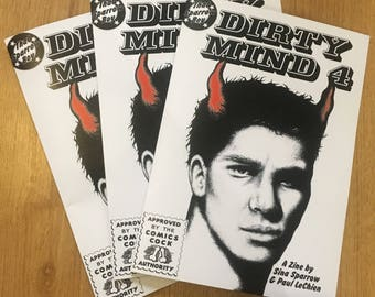 DIRTY MIND Zine no. 4