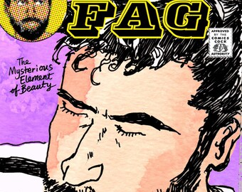 ART FAG Zine no. 3