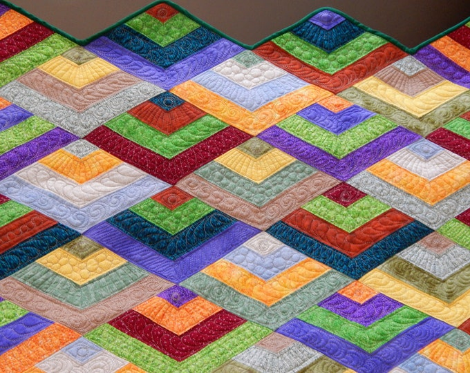 Featured listing image: Eyes Quilt