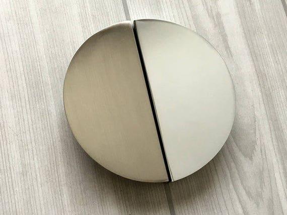 Charmant 2 1/2 Semicircle Drawer Pull Handles 2.5 Dresser | Etsy