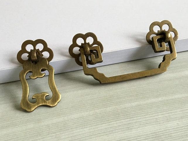 64 70 76 mm Hängegriff Kupfer Möbel Griffe Schubladen Griff | Etsy