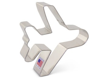 Paper Airplane 102 Cookie Cutter