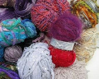 Yarn and Ribbons