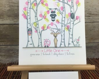 Baby Shower Guest Book Alternative Etsy