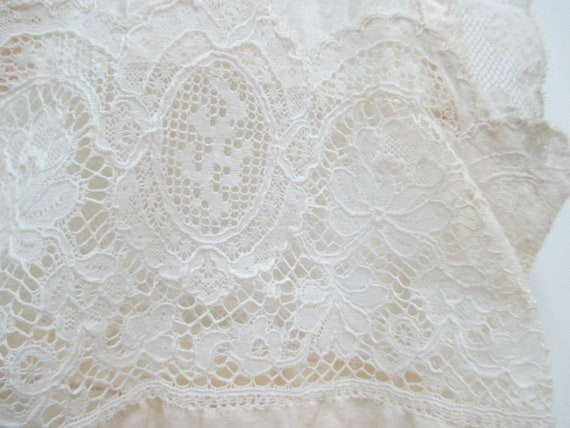 Edwardian Camisole, Victorian corset cover, 1900s… - image 3