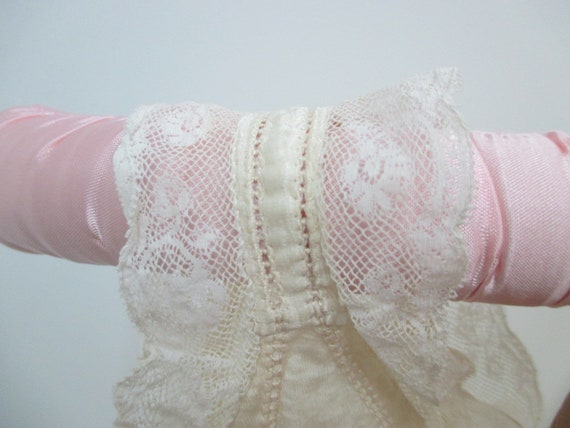 Edwardian Camisole, Victorian corset cover, 1900s… - image 9