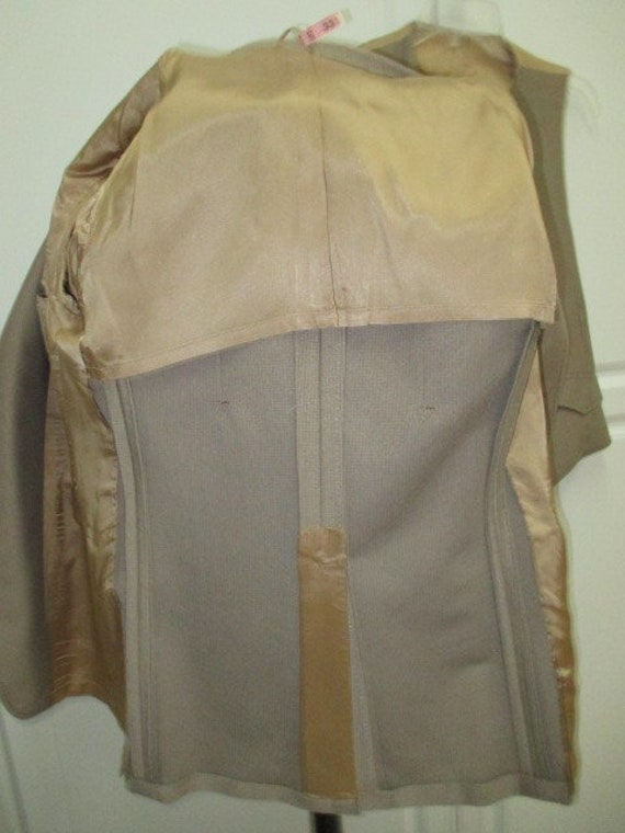 70's Mens Western 3 piece suit, Country Western s… - image 8