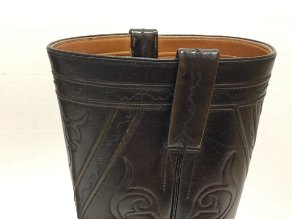 Mens 1970-80s Lucchese Boots, Lucchese western bo… - image 5