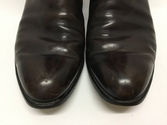 Mens 1970-80s Lucchese Boots, Lucchese western bo… - image 6