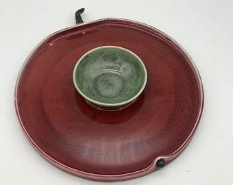 Apple and Honey Platter
