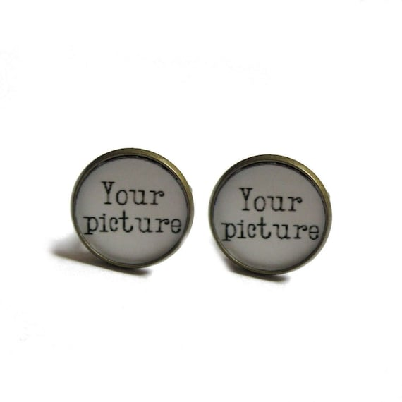 Personalized Cufflinks Wedding Gift Gift For The Groom Etsy