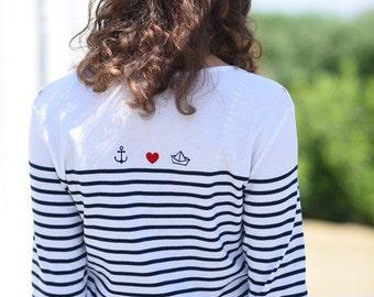 Langarm Shirts Damen
