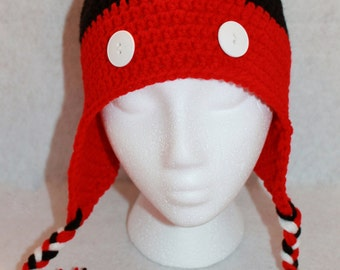 01d40616307 Mickey Mouse Crochet Hat