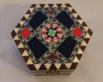 Jewelry or trinket Box