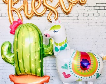 Cactus llama shirt | Etsy