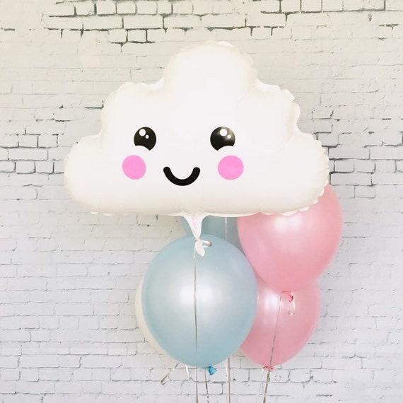 Or Rose Confettis Mariage Ballons Saupoudrer Décorations de table métallisé Bébé POULE