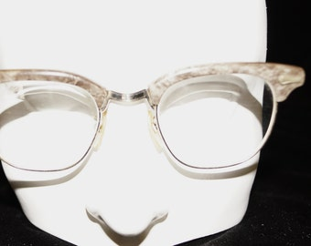 9cdcc49708 1950s Shuron Ronsir Zyl Glasses Vintage Retro