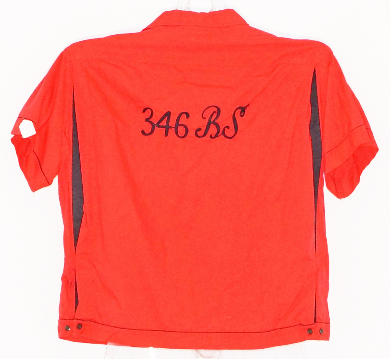 1970s Men's Shirt Styles – Vintage 70s Shirts for Guys 1970S Bowling Shirt Mens Sz Xl Vintage Cruiser $79.00 AT vintagedancer.com
