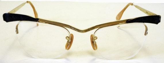 1950s BL Cat Eye Glasses