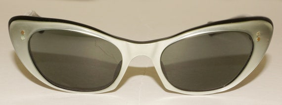 1950s France Cat Eye Sunglasses Vintage