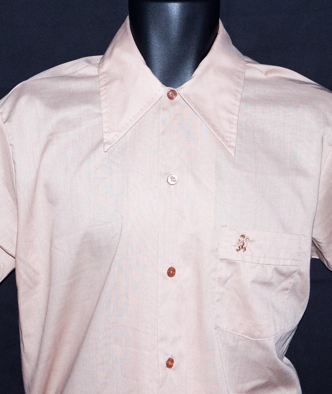 1960s – 70s Men's Ties | Skinny Ties, Slim Ties 1960S Cruiser Shirt Sz M Vintage Embroidered $49.00 AT vintagedancer.com