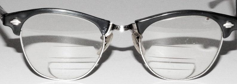 1950s Cat Eye Glasses Frames Vintage Eyewear image 1