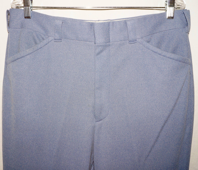 1960s – 70s Men's Ties | Skinny Ties, Slim Ties 1960S Polyester Pants 36x32 Vintage $45.00 AT vintagedancer.com