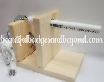 DIY Single Tumbler Cup Turner Kit, epoxy turner, cuptisserie