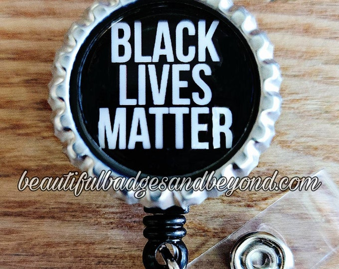 Featured listing image: Black Lives Matter, African  American, retractable reels