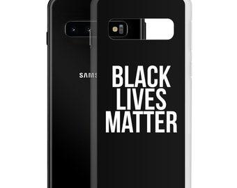 Black Lives Matter Samsung Case