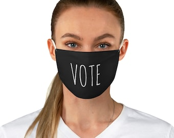 Vote Election President Fabric Face Mask