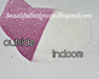 UV Sunlight Changing Fine Glitter