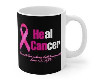 Breast Cancer Awareness 11oz Mug