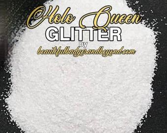 Pure white Fine Glitter