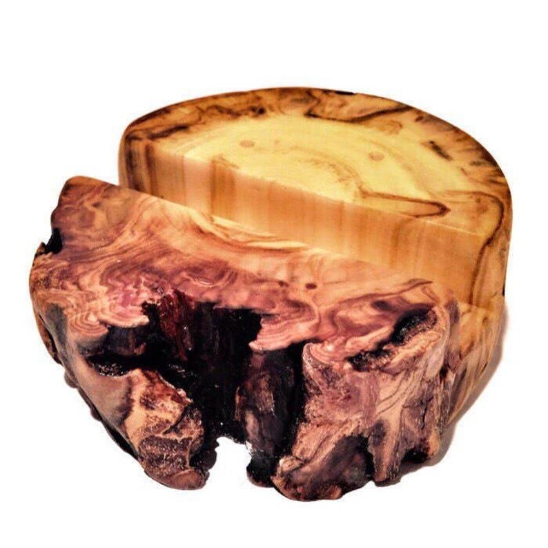 Aspen Log Iphone Stand  Gift idea