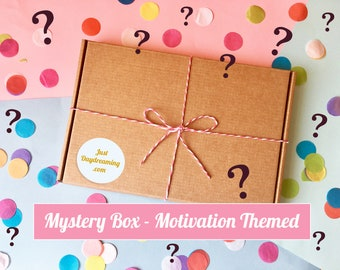 Mystery Boxes Gift Boxes