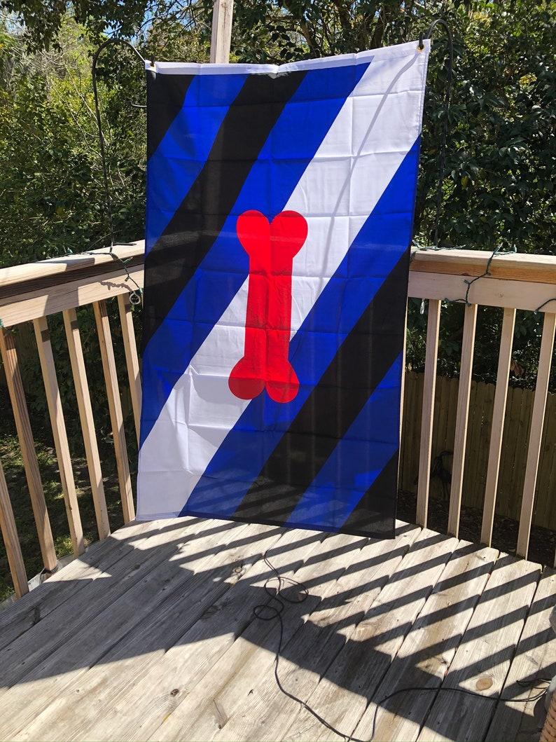 LGBTQA Puppy Pride Flag image 0