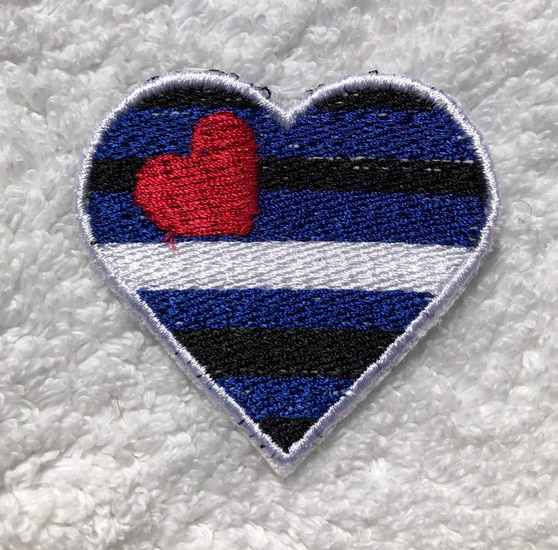 LGBTQA  Leather Pride Patch image 0