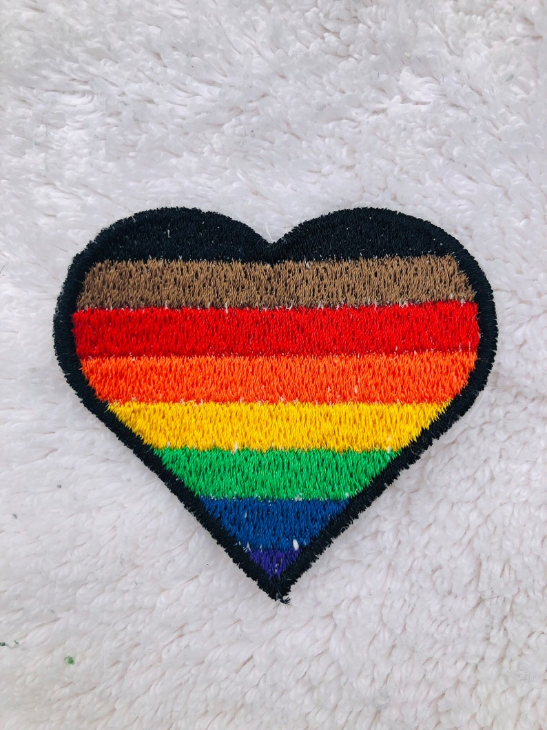 LGBTQA  Pride Philadelphia Rainbow Patch image 0