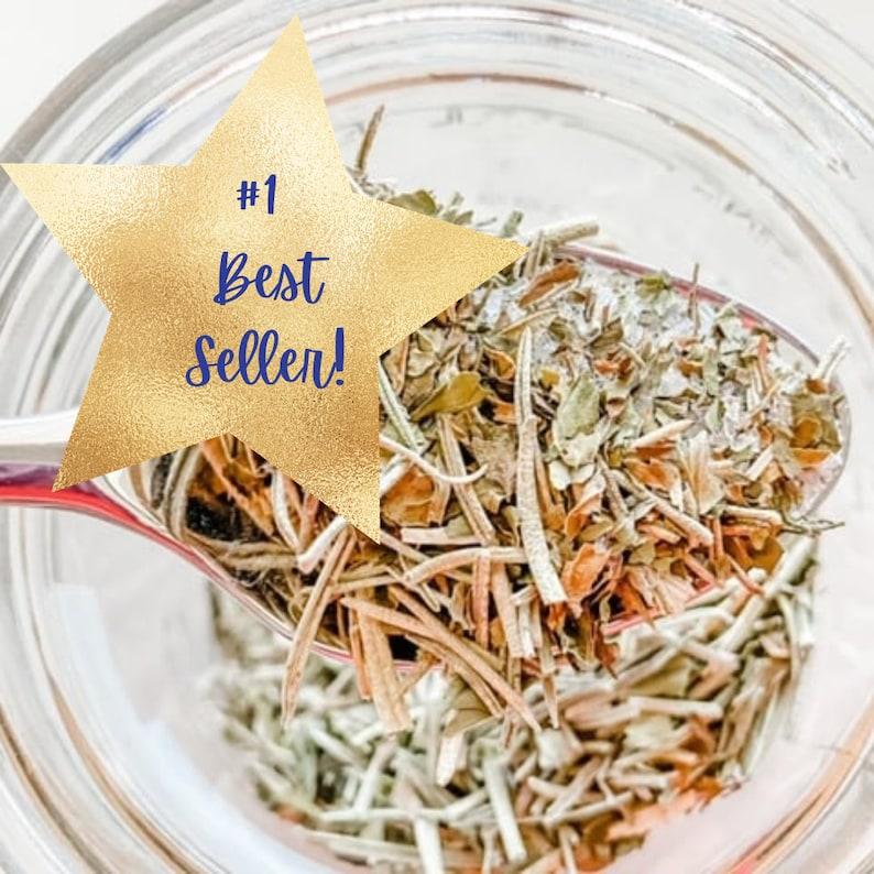 Peppermint & Rosemary Foot Soak image 0